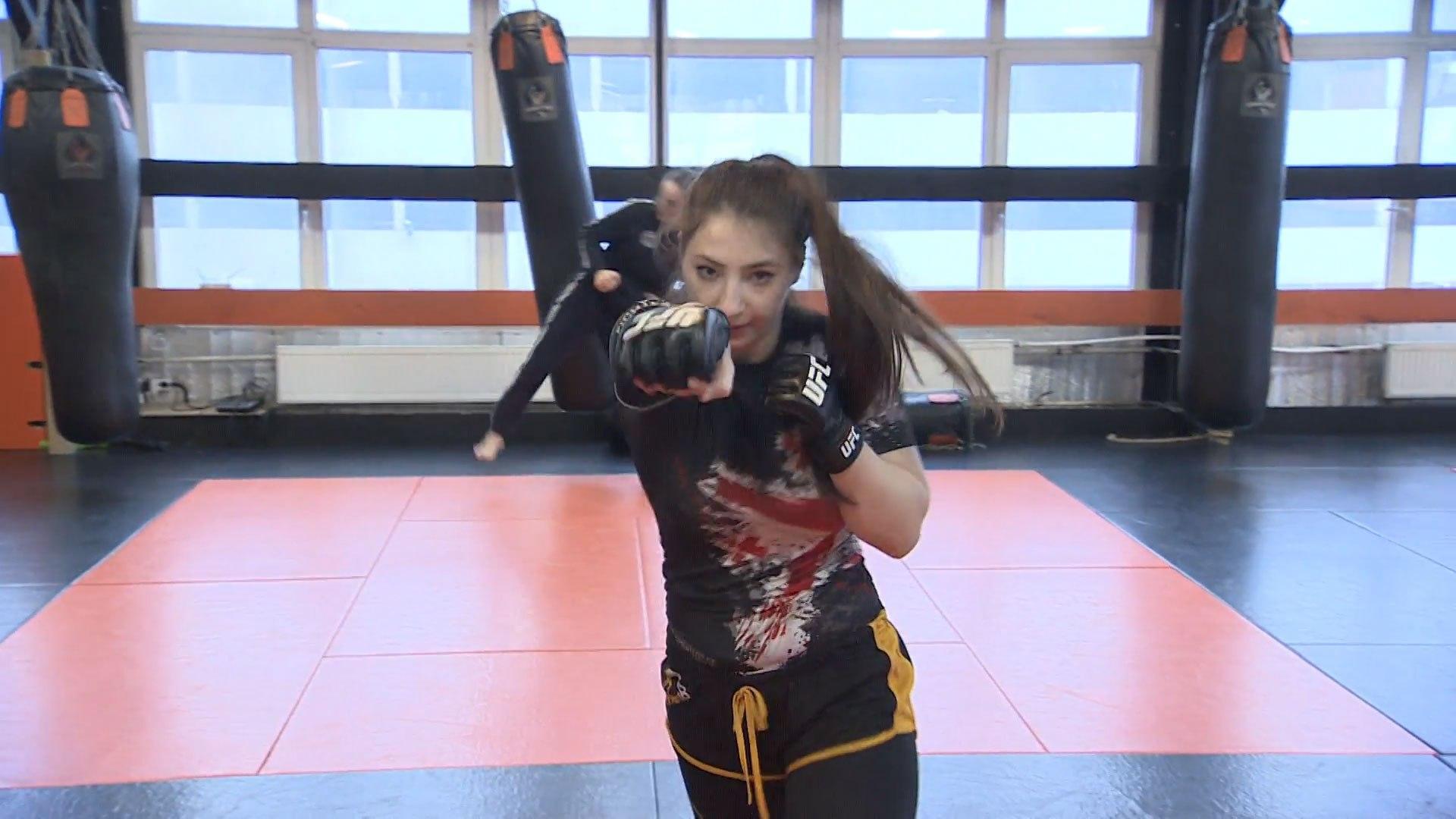 UFC, интервью