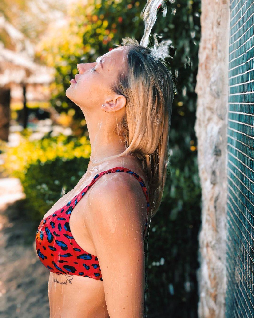Варвара Субботина – чемпионка мира по синхронному плаванию. И новый партнер Светланы Колесниченко!