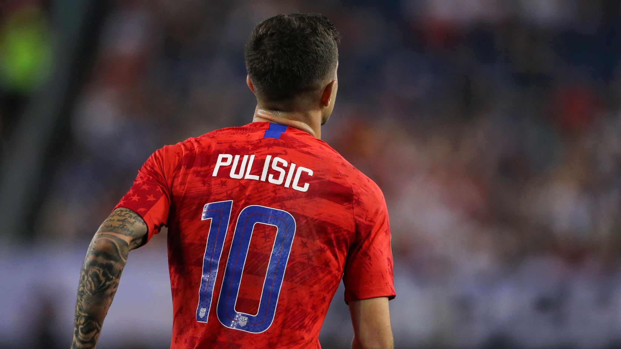 Как травмы Пулишича разрушают ширину атаки «Челси»