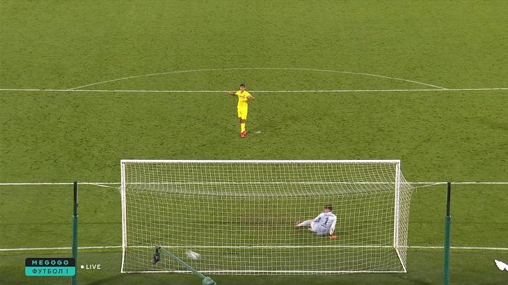 Тухель выпустил Кепу на серию – и испанец затащил. Мешал ставить мяч, прыгал и что-то шептал Альбиолю