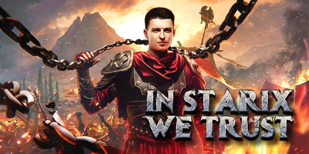 Сергей «Starix» Ищук, Hard Legion
