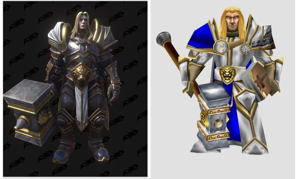 Стратегии, Blizzard Entertainment, Warcraft 3: Reforged, Блоги