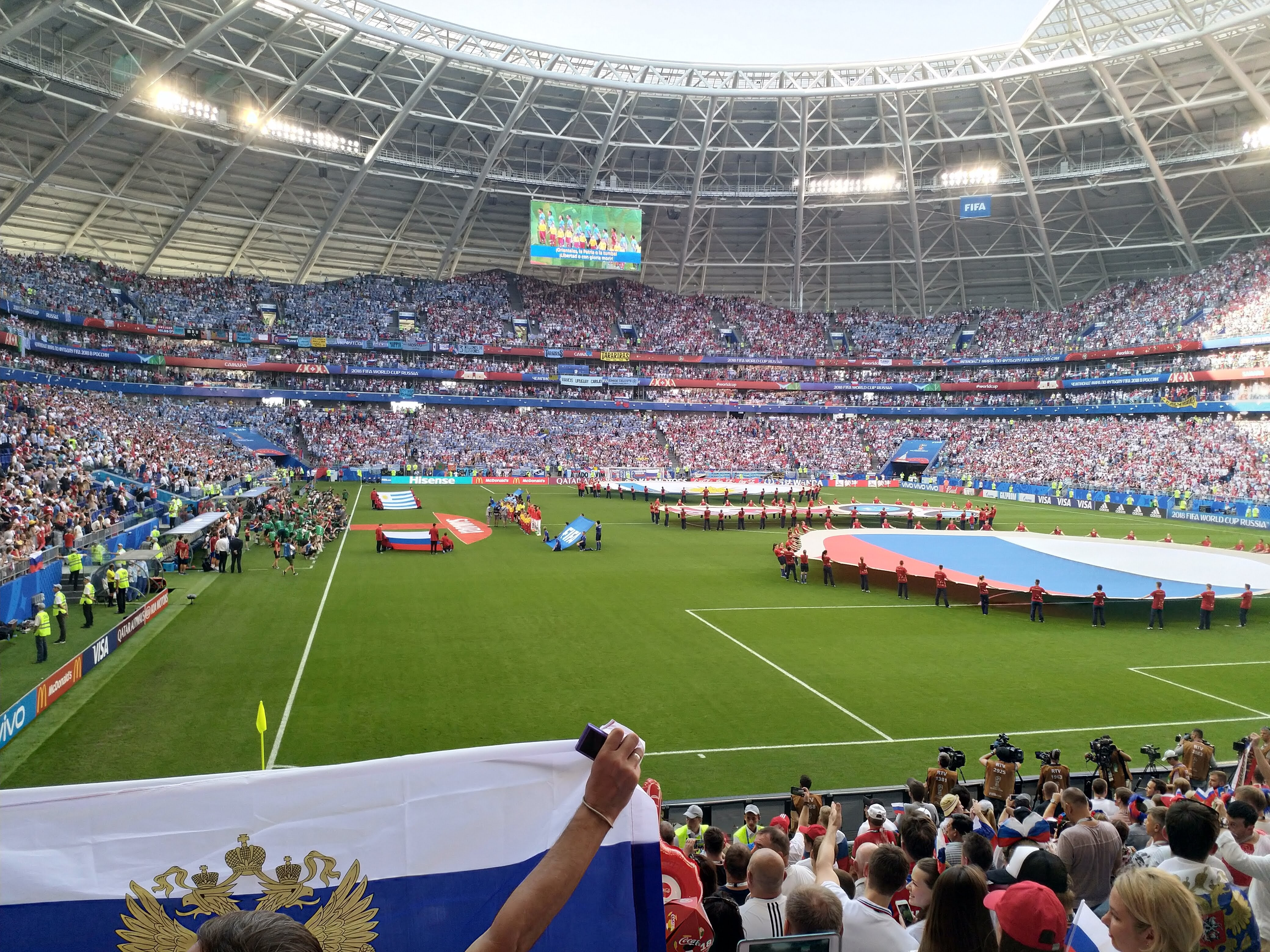 чемпионат мира, Сборная России по футболу