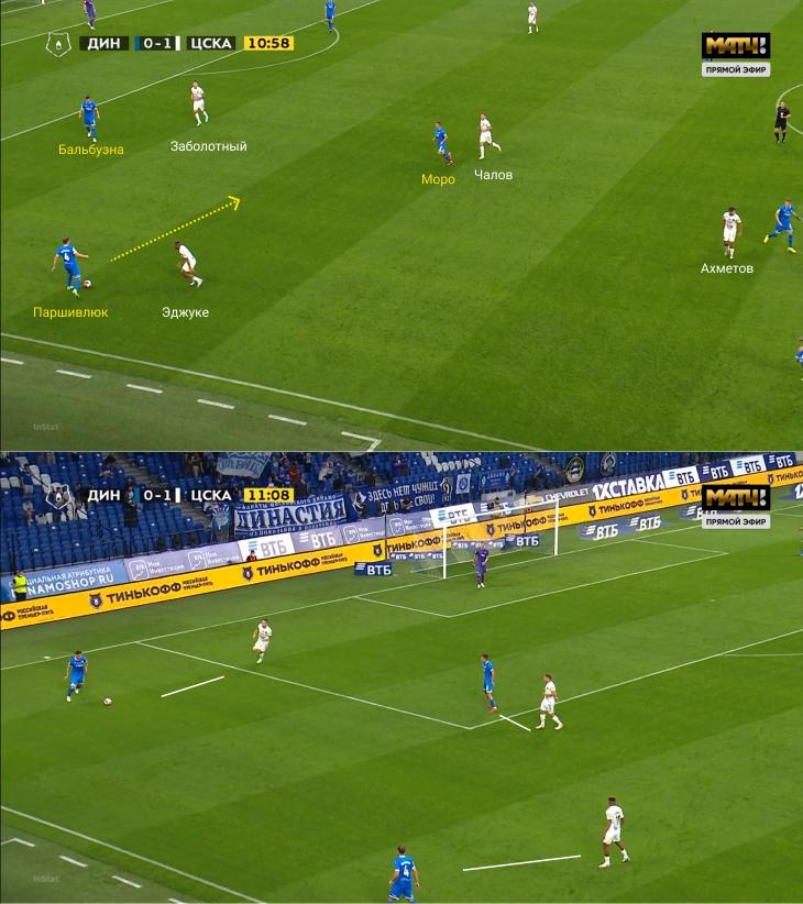 Захарян – топ на трех позициях, Шиманьски был везде, матч-менеджмент ЦСКА – снова провал