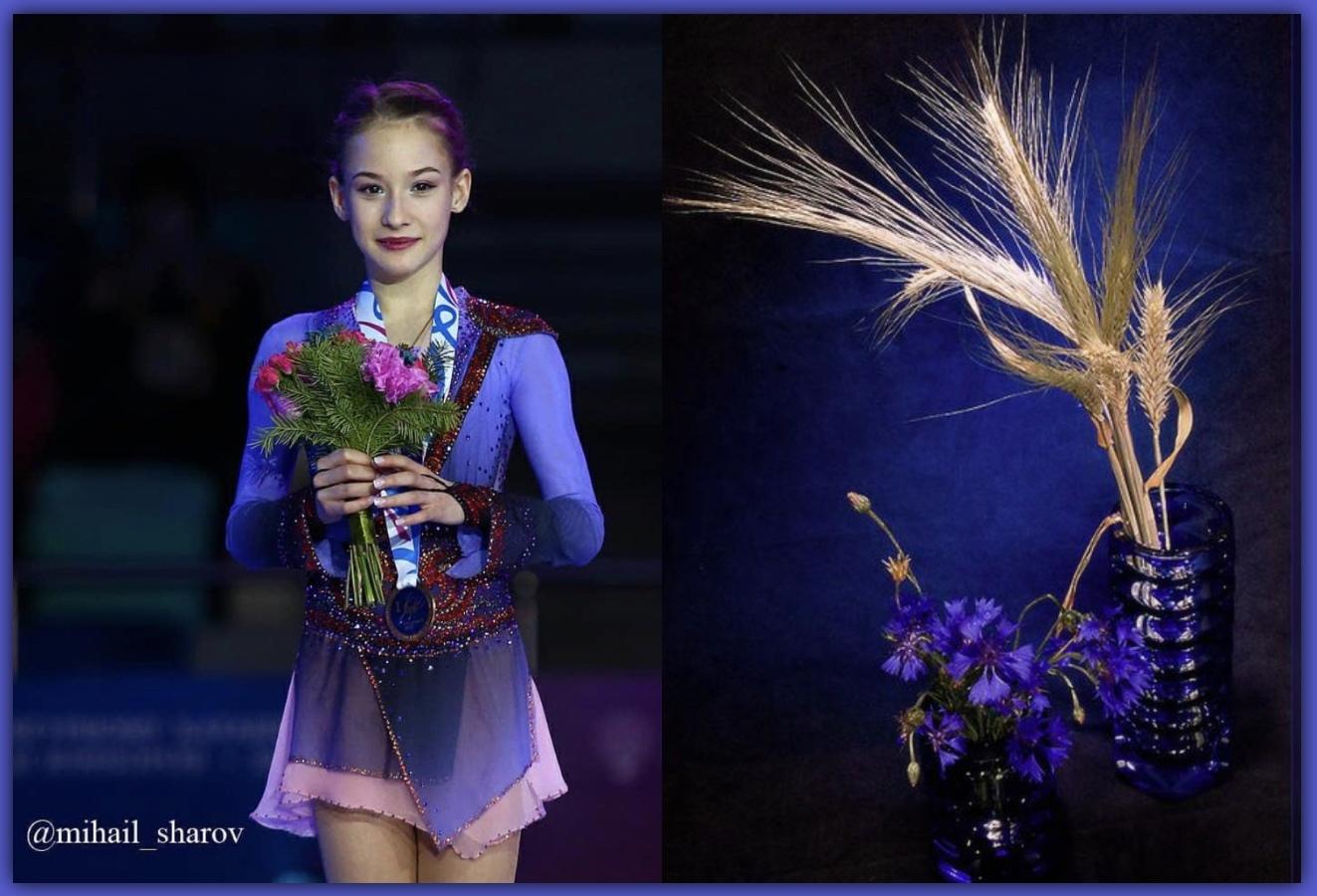 Ода цветам и фигуристам. Международный день цветов