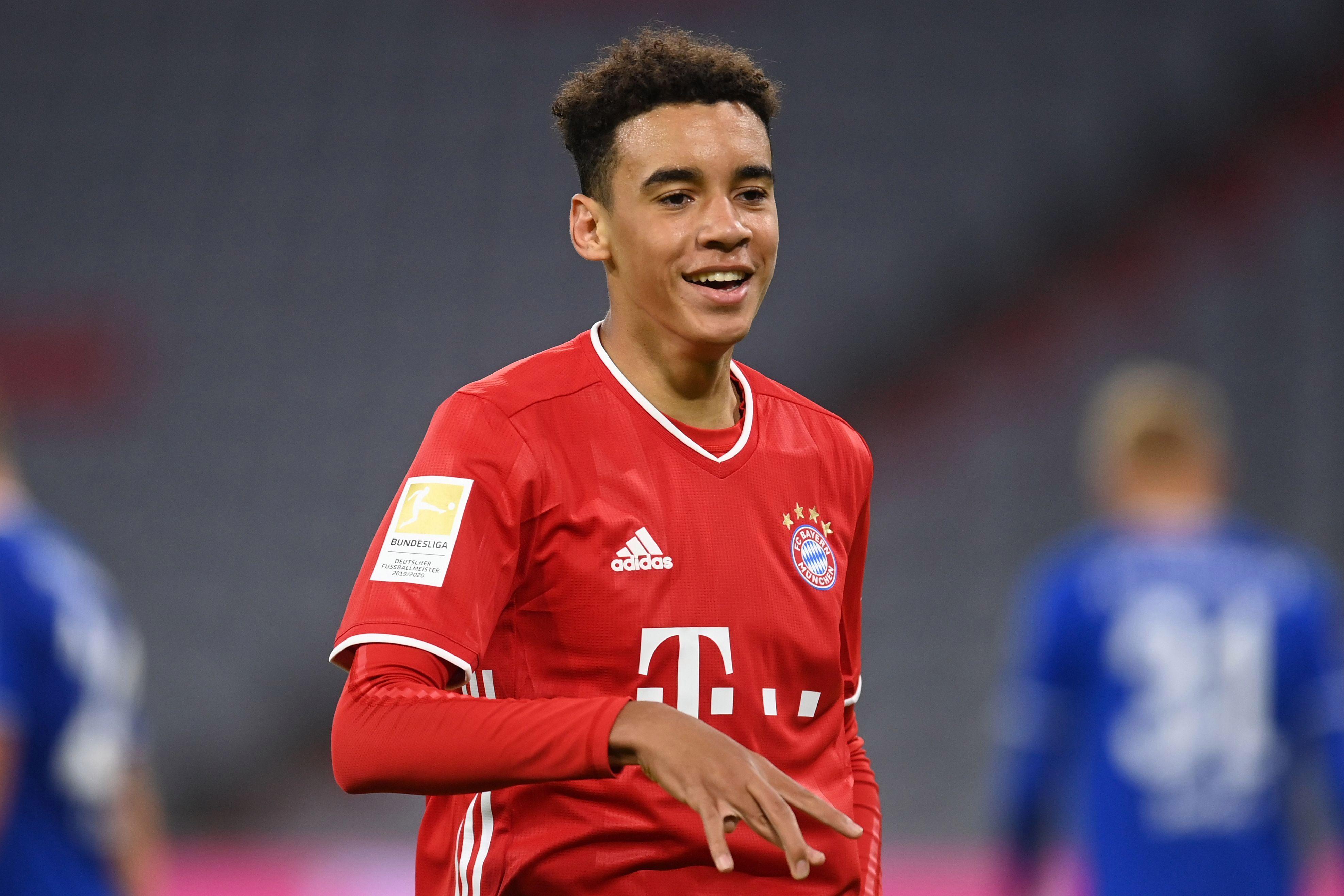 Самый талантливый игрок Бундеслиги сезона-2020/21. Мукоко? Нет, Мусиала!