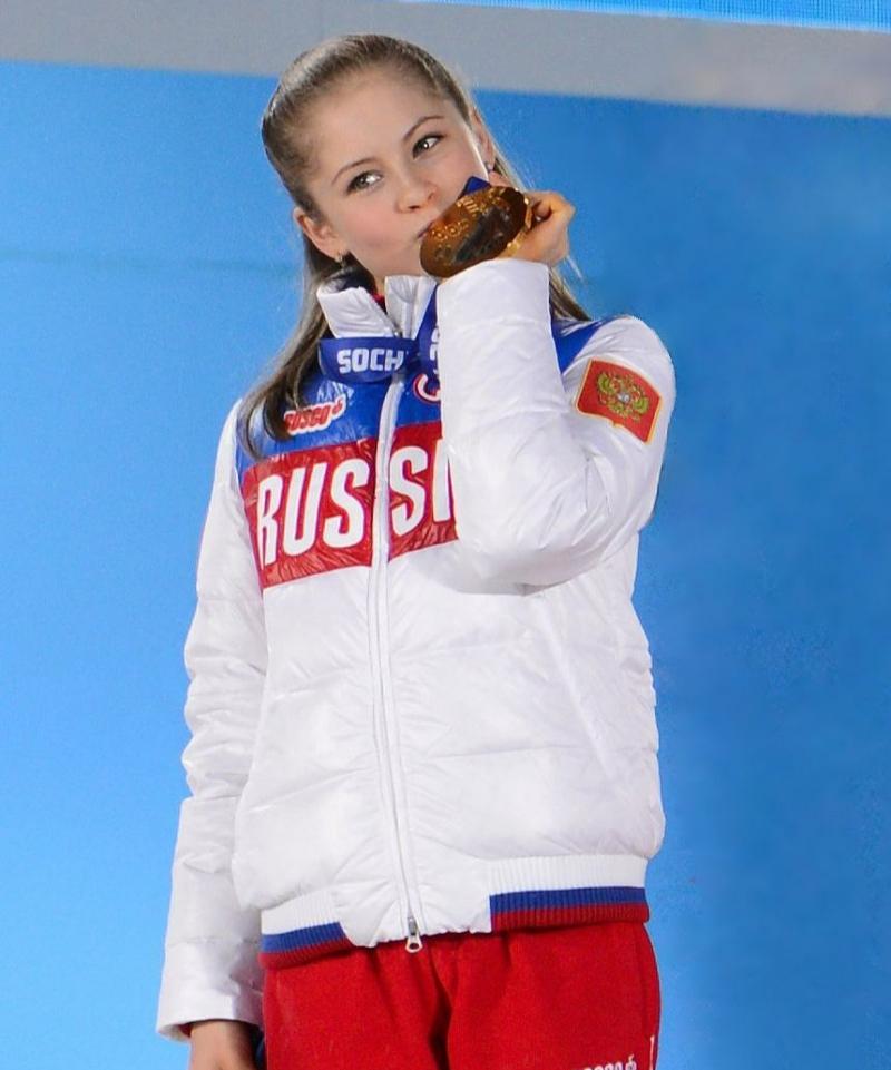 Именинница дня. Юлия Липницкая