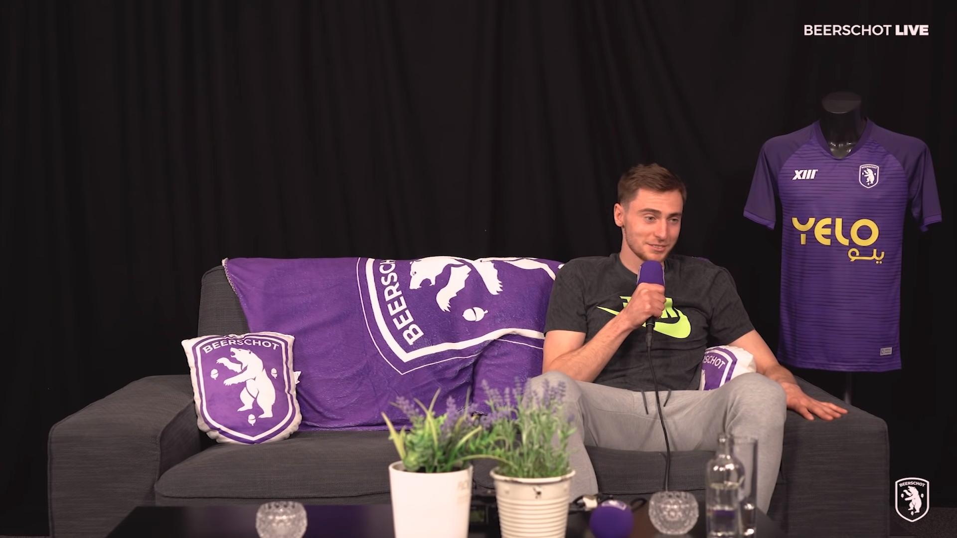 Ян Вороговский покидает бельгийский клуб «Беерсхот»