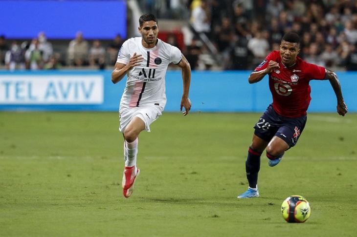 Суперкубок Франции прошел в Израиле: Хакими освистали за поддержку Палестины, а у катарцев из «ПСЖ» были вопросы к выбору места