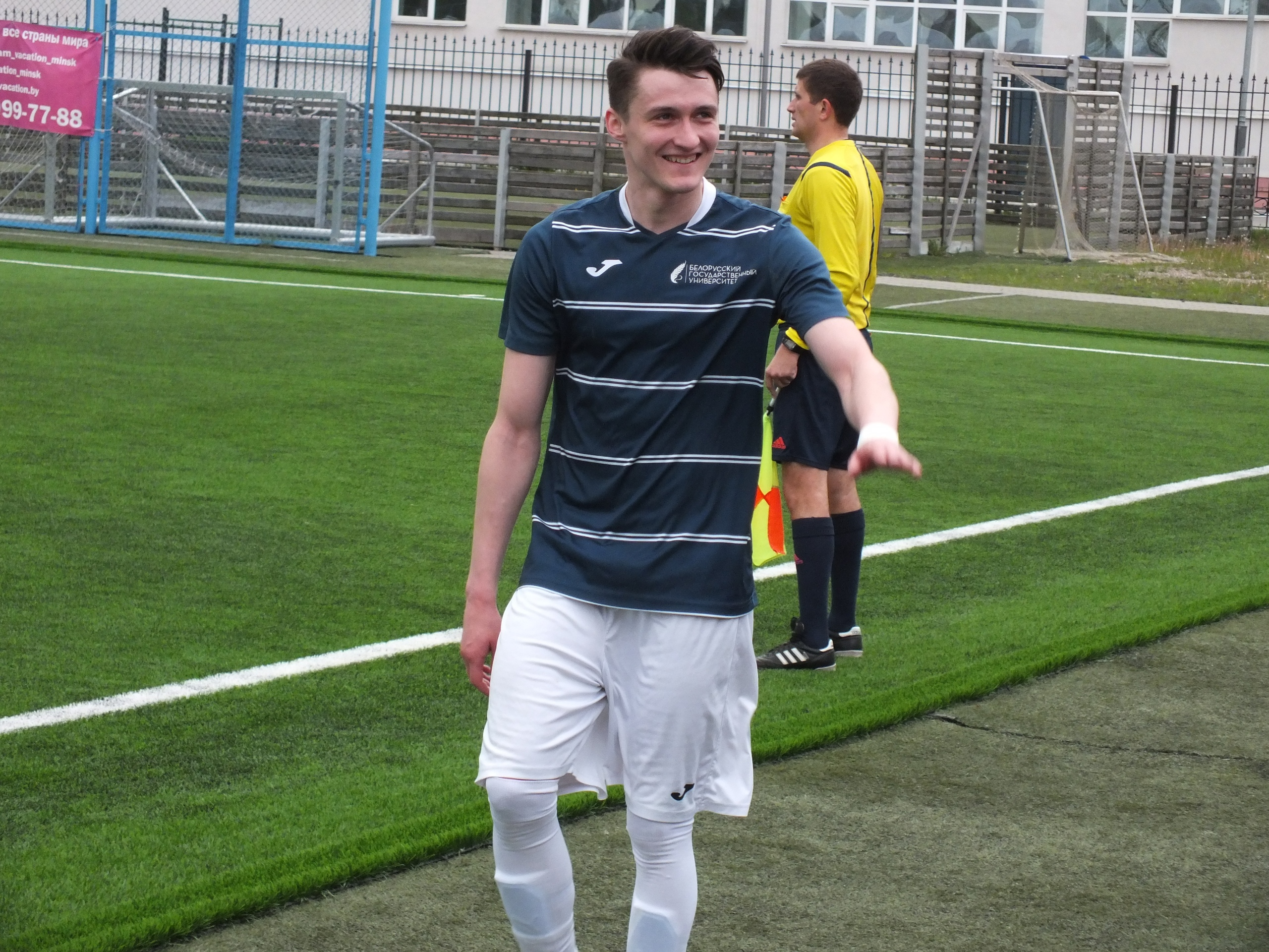 вторая лига Беларусь, БГУ