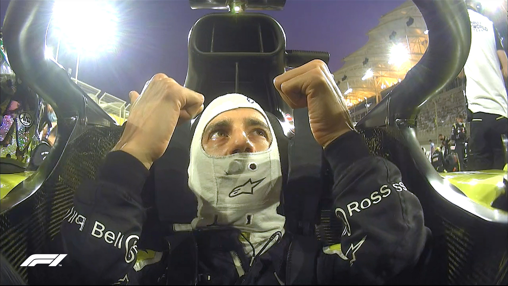 Квят – в тройке лучших пилотов Гран-при Бахрейна по данным телеметрии. Хэмилтона и Ферстаппена оценили как середняков