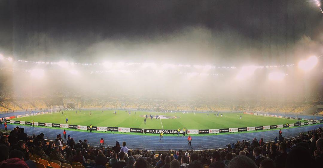 Лига Европы УЕФА, Динамо Киев, Артем Шабанов