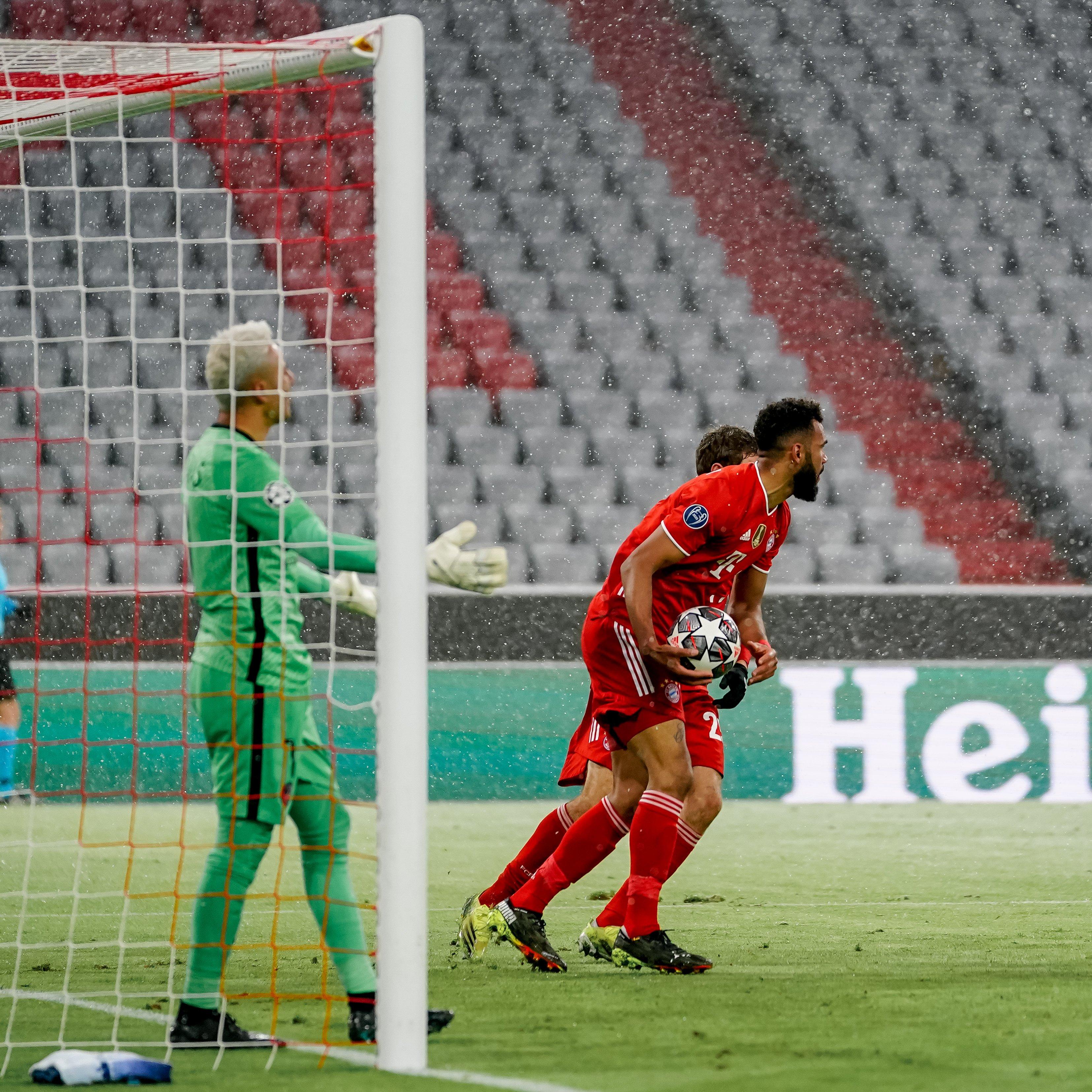 Игра есть, а результата нет. Обзор первых матчей 1/4 Лиги чемпионов с участием «Боруссии» Д и «Баварии»