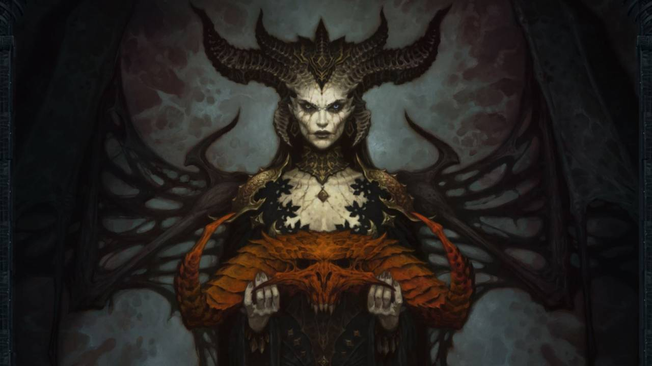 Diablo 4, BlizzCon, Blizzard Entertainment