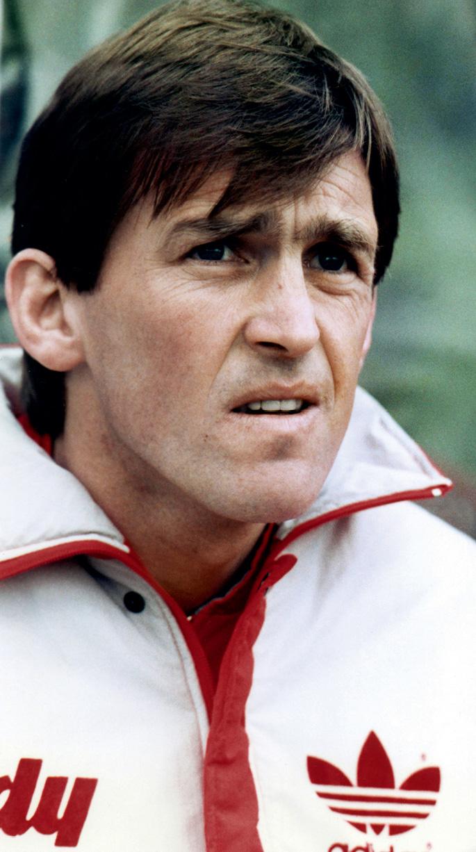 «Парни Бутрума» 11. Семена перемен — Кенни Далглиш (1985-1990)