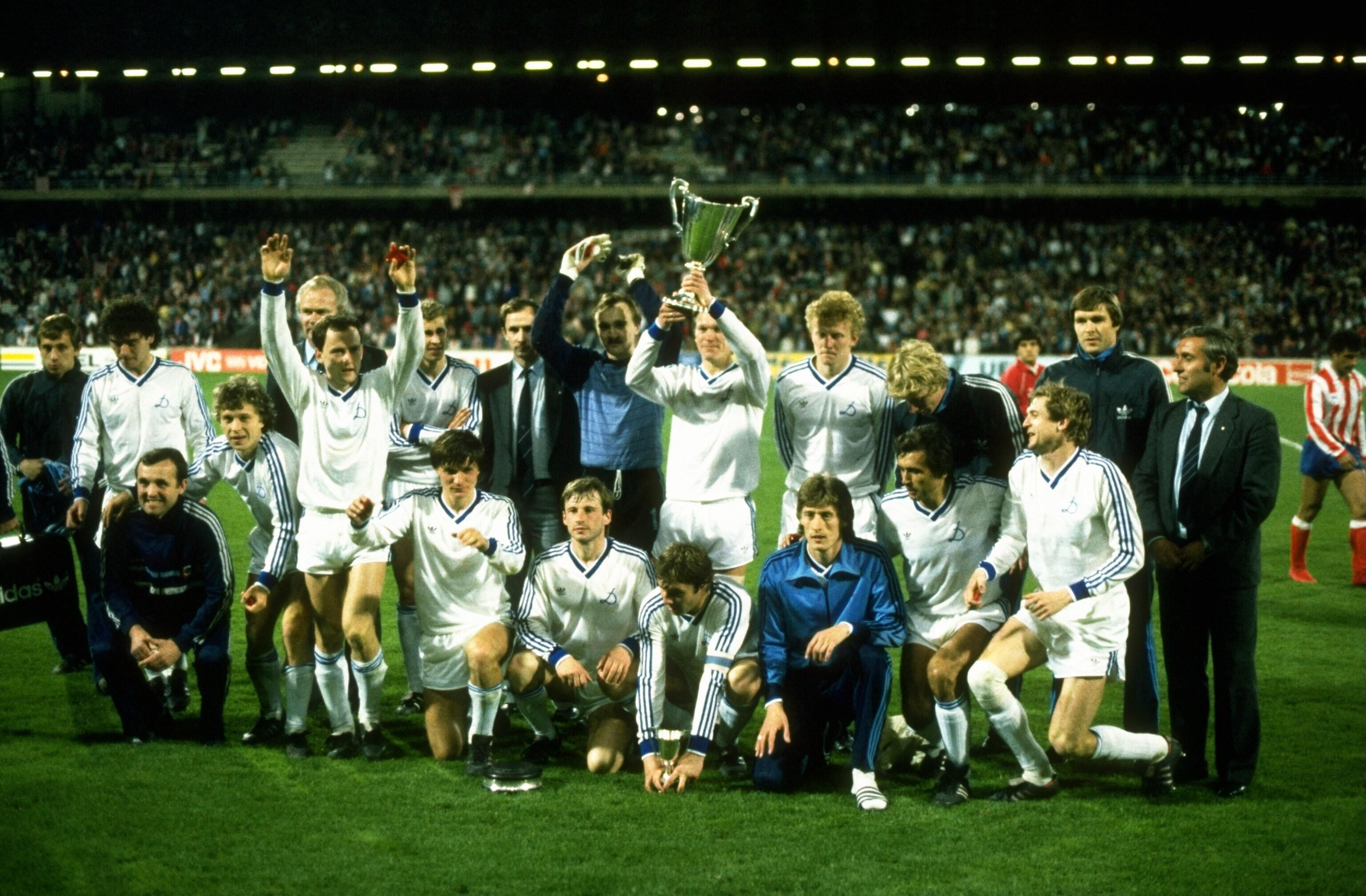 Тест: вспомните всех победителей Кубка кубков? 33 клуба брали этот второй по значимости евротрофей