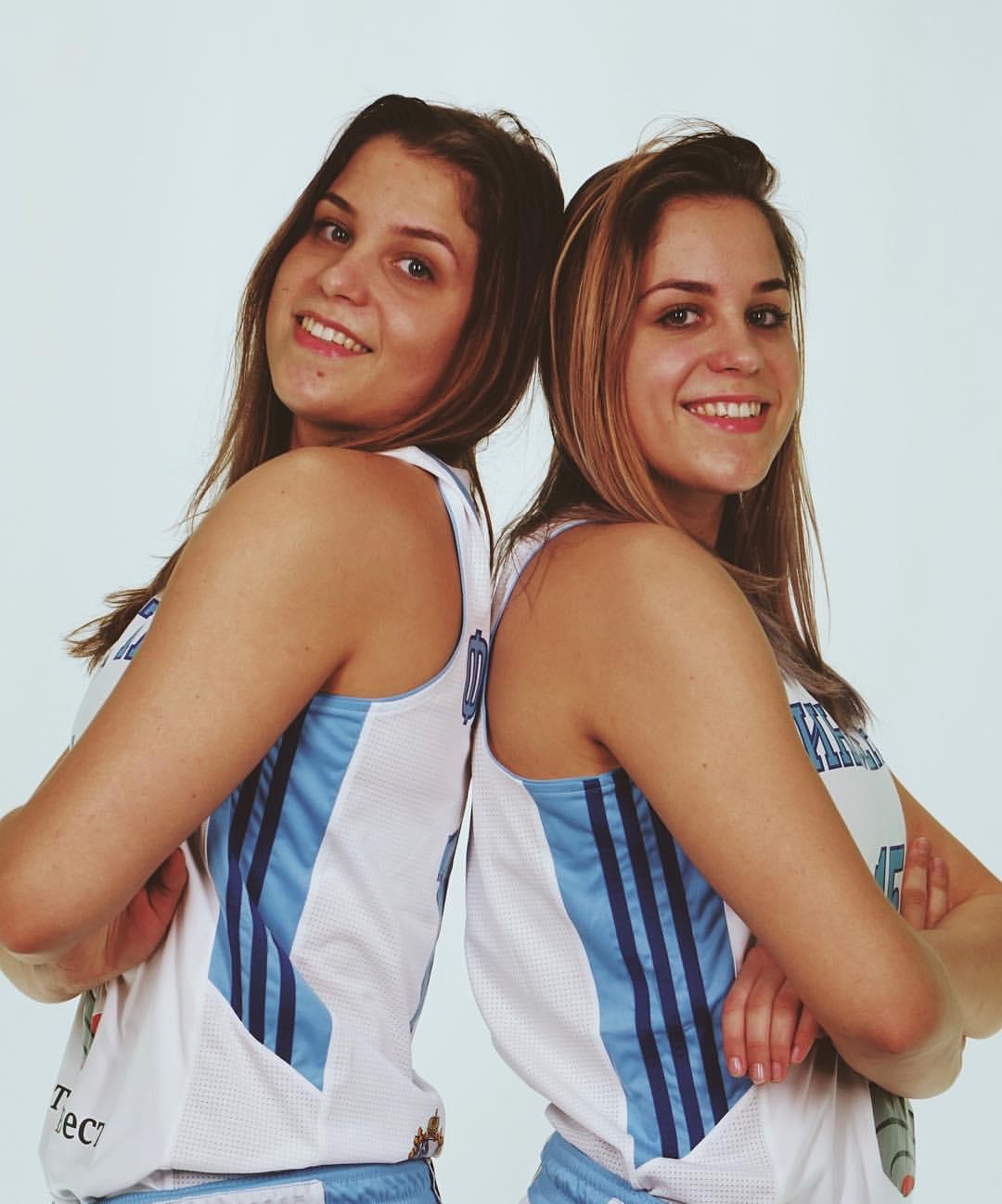 Сестры Фролкины выиграли серебро в баскетболе 3х3. Знакомимся с девушками, у которых сегодня день рождения!