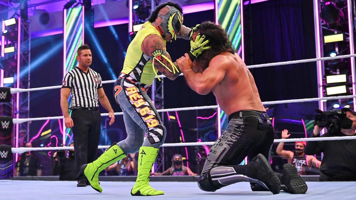 Сет Роллинс, WWE