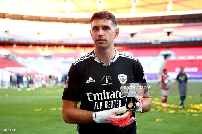 Его мечта получить «Золотую перчатку АПЛ» и стать основным голкипером сборной Аргентины