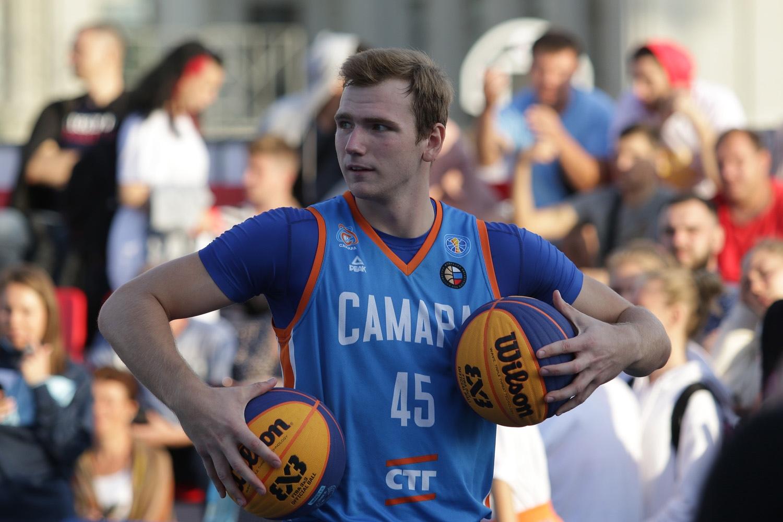 Олимпиада-2020, Баскетбол 3х3, Самара, сборная России