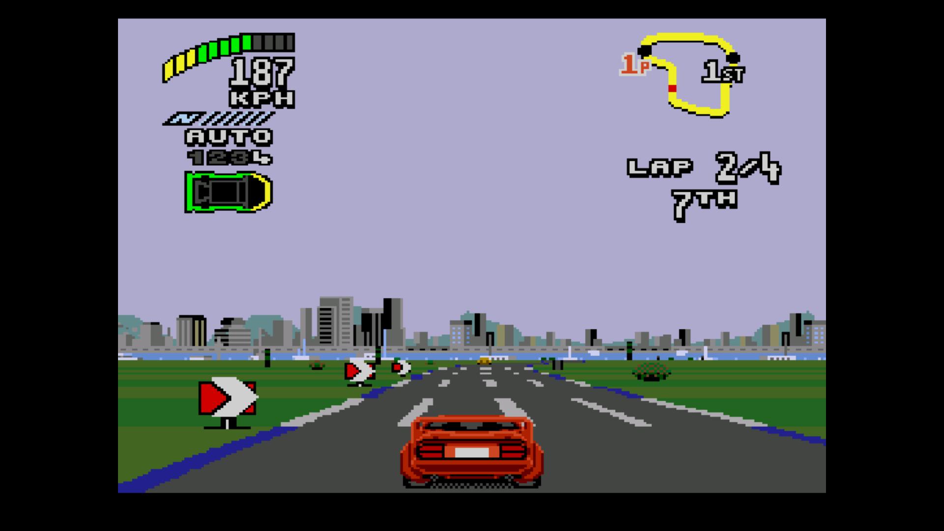 Need for Speed, Гонки, SEGA