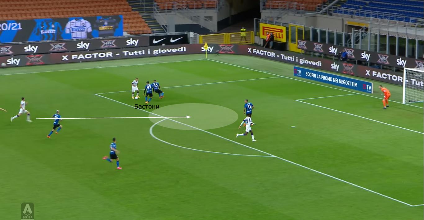 «Интер» приблизился к «Юве», но вряд ли выиграет Серию А. Есть проблемы с защитой и системой Конте