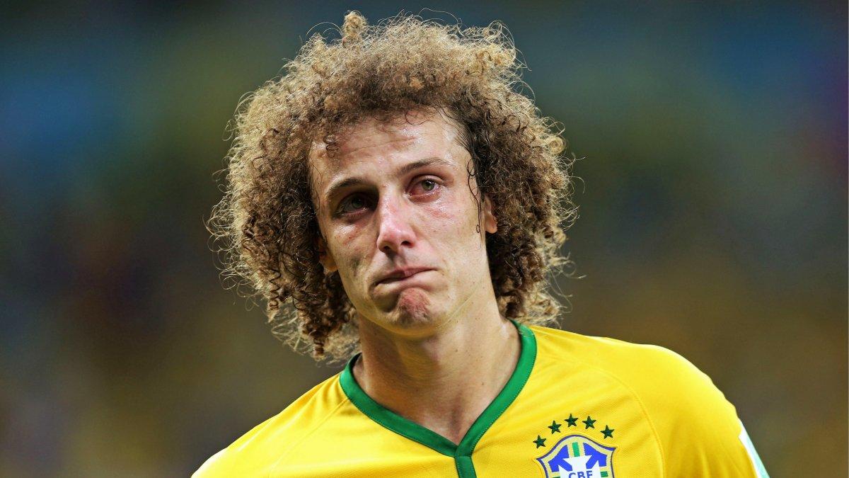 Арсенал, Сборная Бразилии по футболу, Сборная Германии по футболу, Давид Луиз, Марсело, чемпионат мира