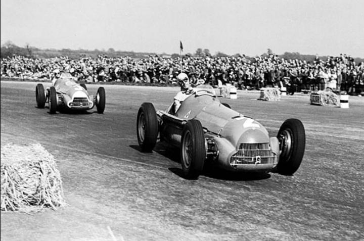 Хронология Формулы-1. Обзор сезона 1950 года