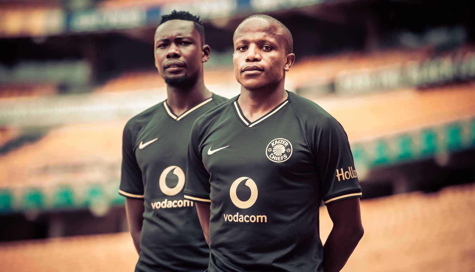 Кайзер Чифс, стиль, высшая лига ЮАР, игровая форма