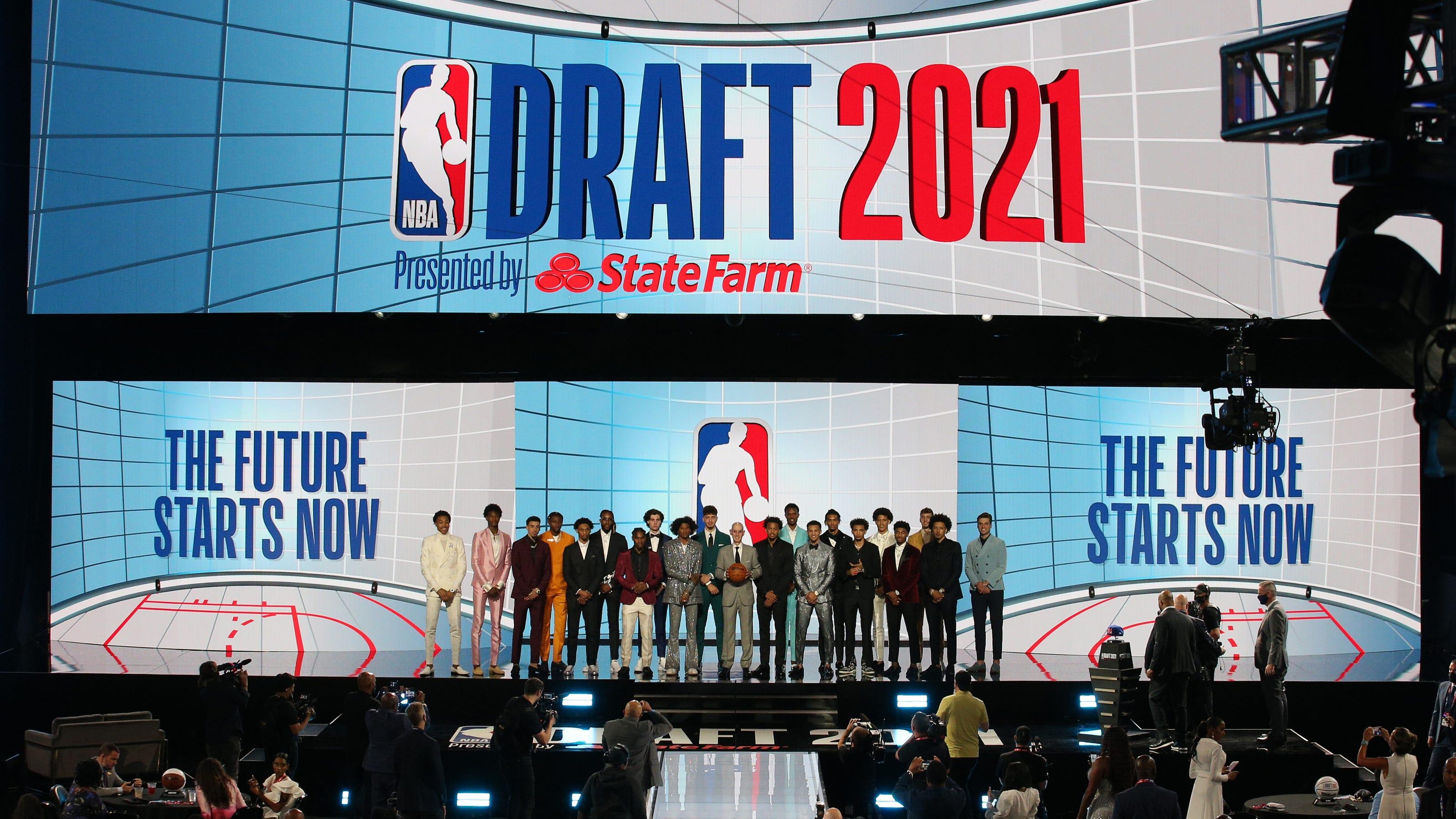 драфт НБА, Оклахома-Сити, Торонто, Орландо, Голден Стэйт, Сан-Антонио, Сакраменто, Джош Гидди, Джейлен Саггс, переходы