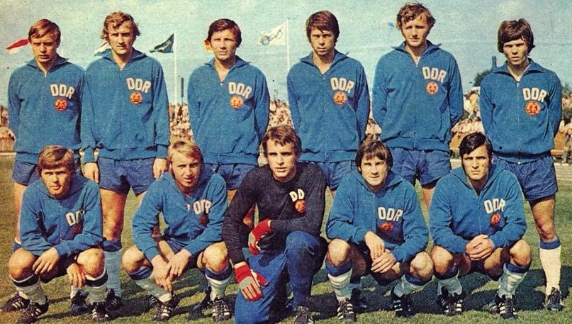 По ту сторону Берлинской стены. Футбол ГДР 11