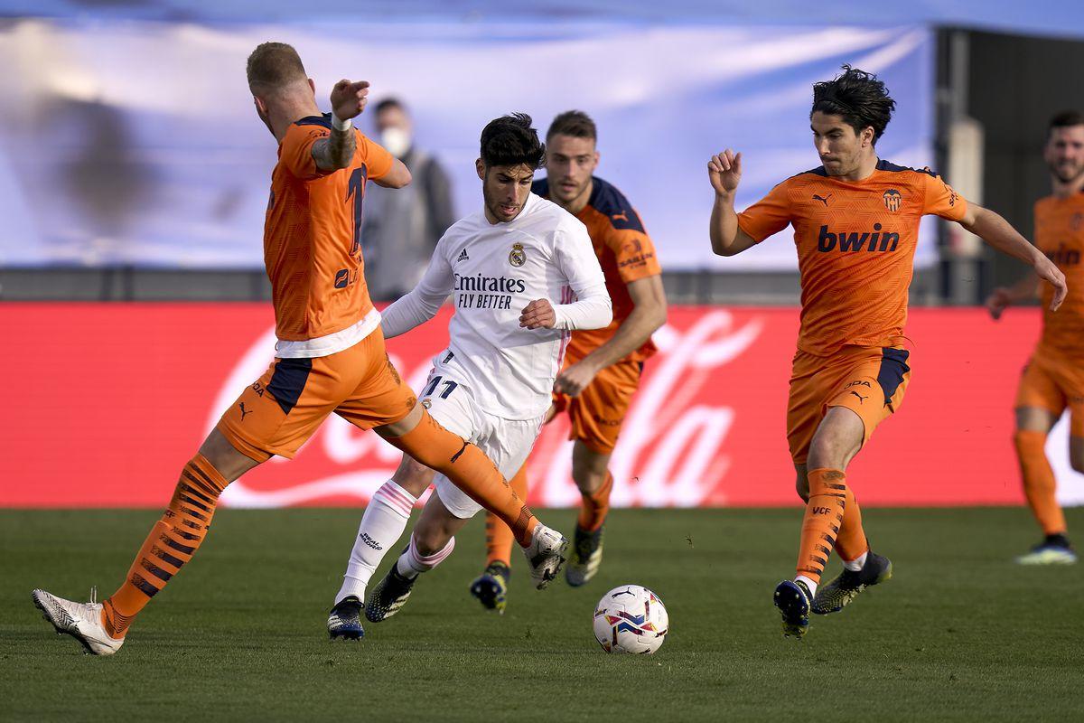 «Реал» обыграл «Валенсию». Обзор матча