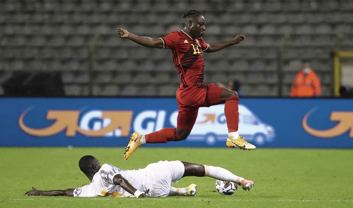 19-летний вингер «Ренна» еще недавно болел за сборную Бельгии у телевизора, а теперь полетит с ней на чемпионат Европы