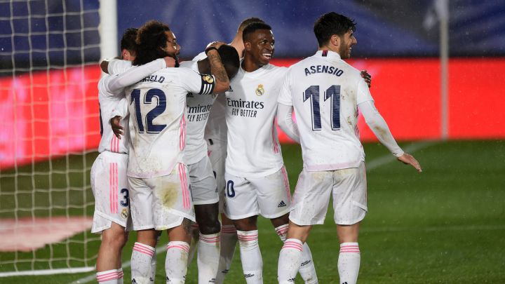 «Реал» втоптал в газон «Хетафе». Обзор матча