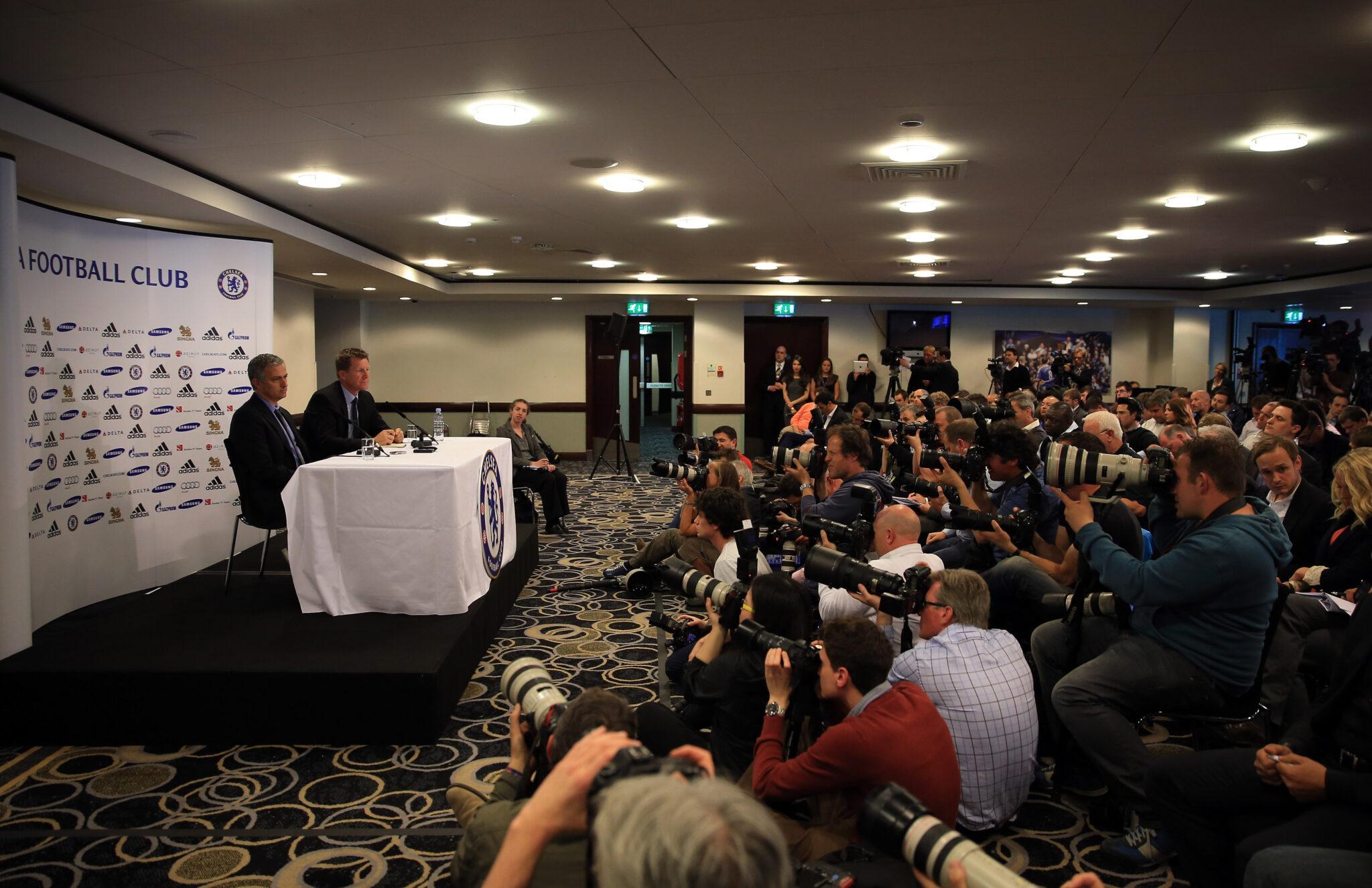 Второе правление Моуринью в «Челси»: крах, сменивший доминирование