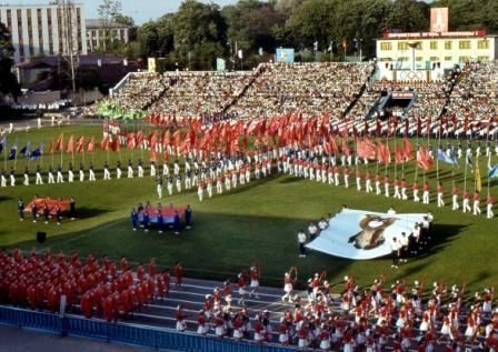 Як Житомир святкував День Перемоги у 1983 році. ВІДЕО