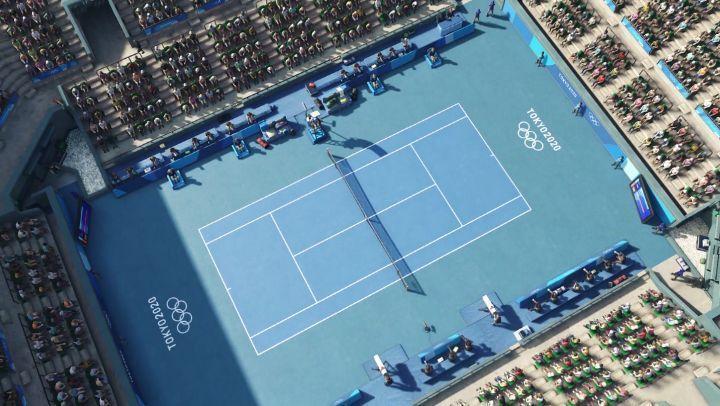 спортивные тесты, Олимпиада-2020, Олимпийский теннисный турнир