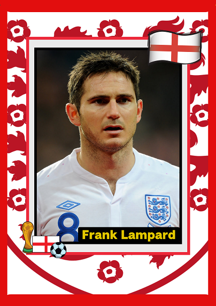 Лучшие английские футболисты всех времен, II часть