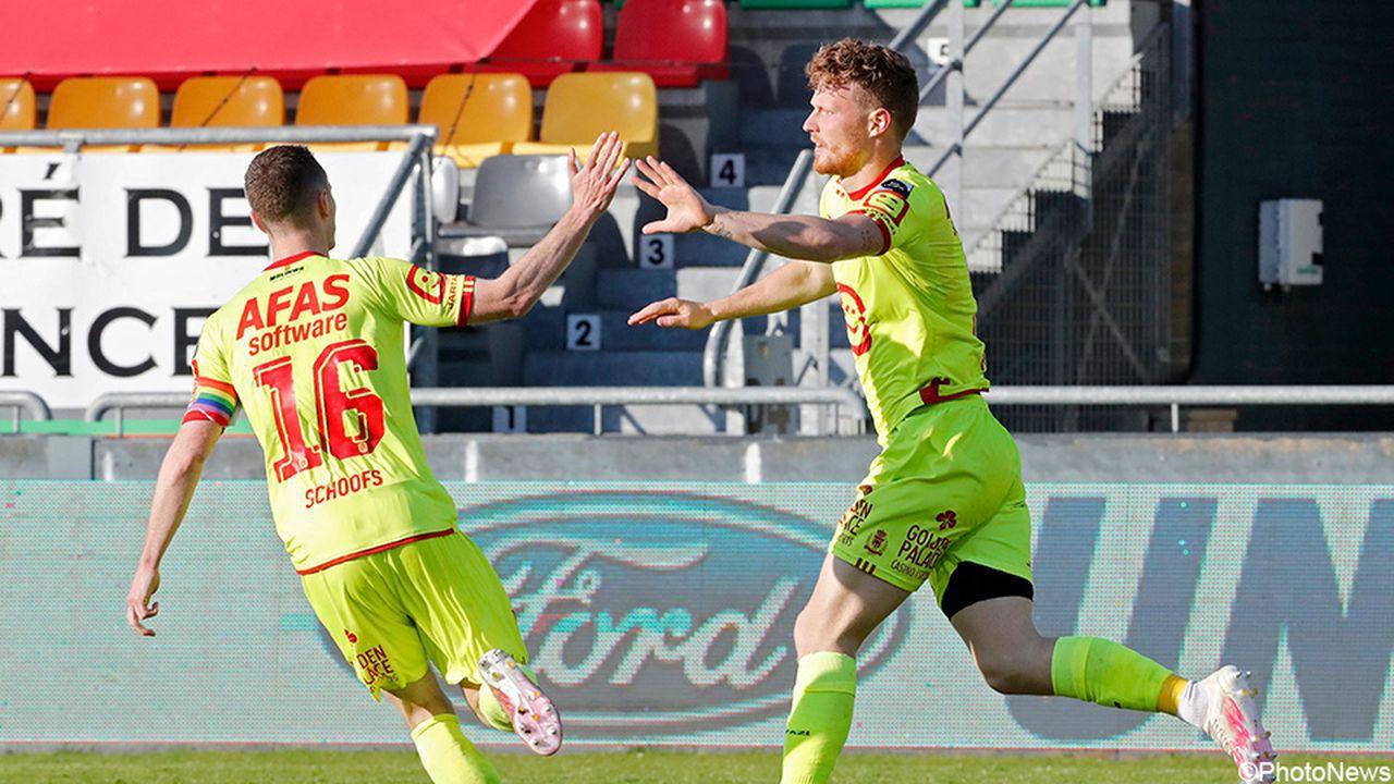 Торстведт трижды забил «Антверпену» и вывел «Генк» в ЛЧ, «Андерлехт» на 90+4' избежал поражения от «Брюгге» – 3:3!