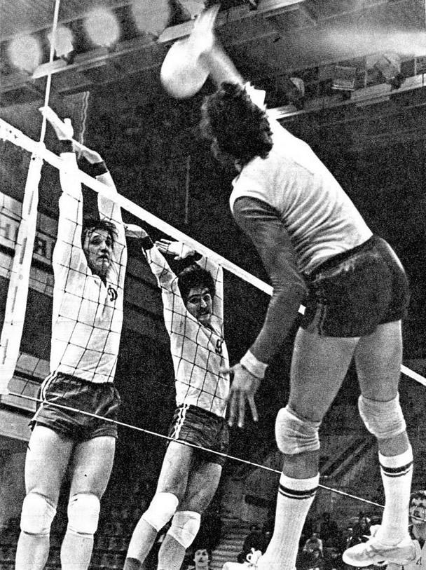Болельщики приходили на стадион только ради него. Константин Рева — легенда, какой волейбол не видел ни до, ни после