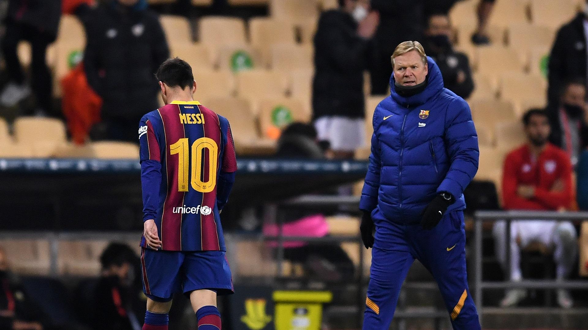 Уход Месси – спасение «Барселоны» и шанс на исправление. Клуб сам не оставил себе выбора
