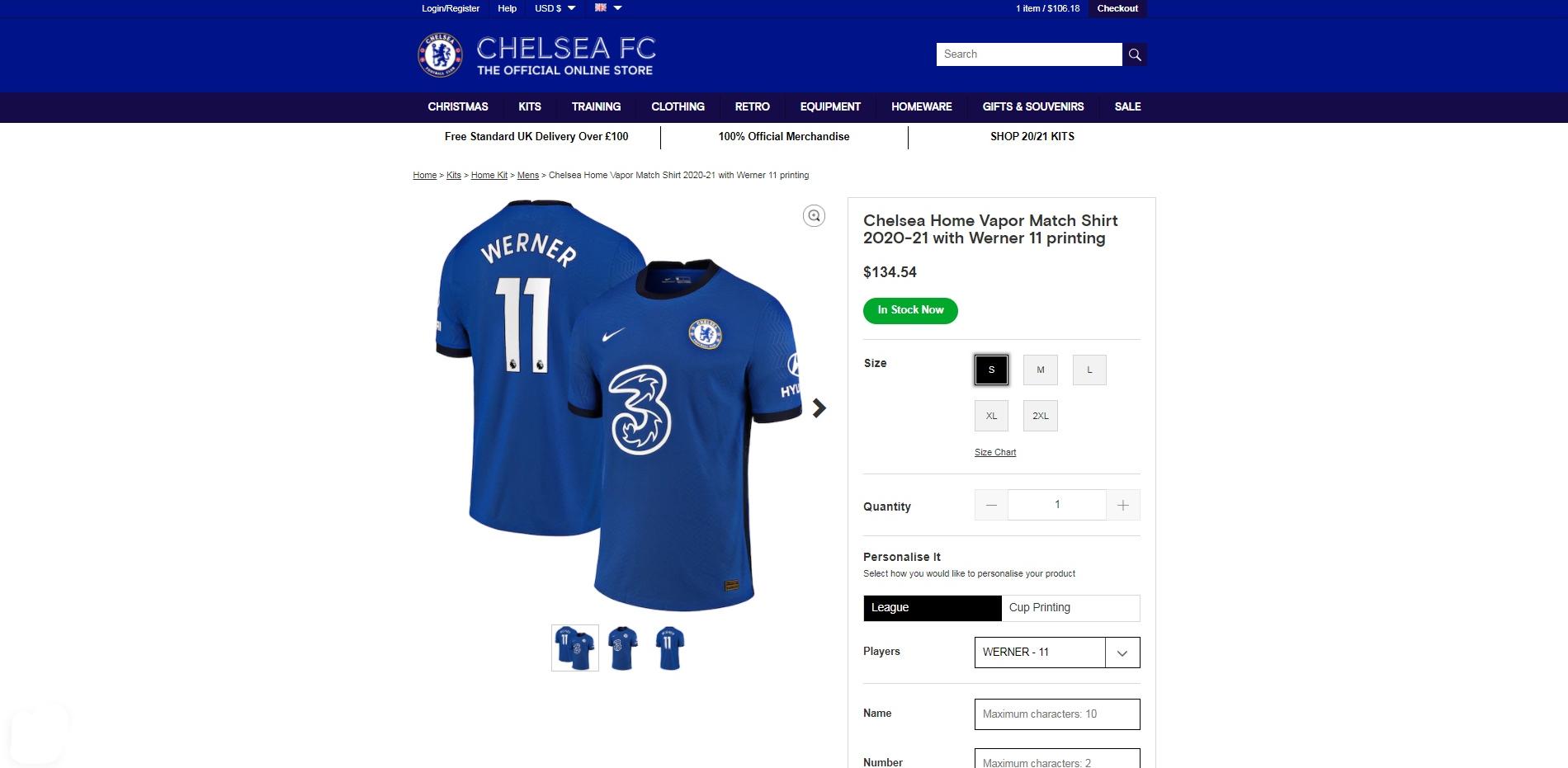 У «Арсенала» самые дорогие футболка в лиге, а «Юнайтед» продает только реплики. Гайд по ценам в фан-шопах АПЛ