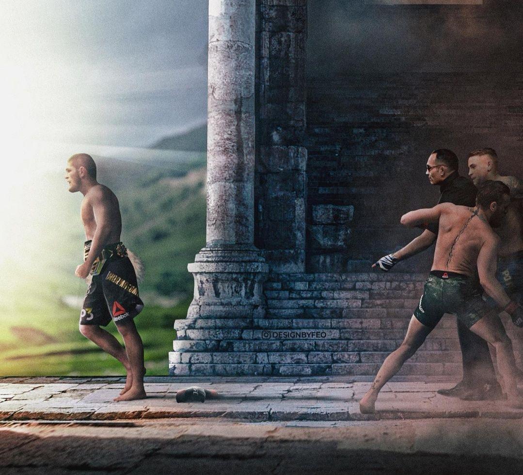 UFC 249, Джастин Гейджи, Майкл Чендлер, Тони Фергюсон, Дастин Порье, Конор Макгрегор, Хабиб Нурмагомедов, Дэйна Уайт, UFC, UFC 254