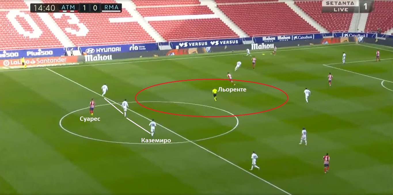 Бензема и Каземиро спасли «Реал Мадрид» от поражения. Блеклые вингеры «сливочных». Возвращение Карраско в игру