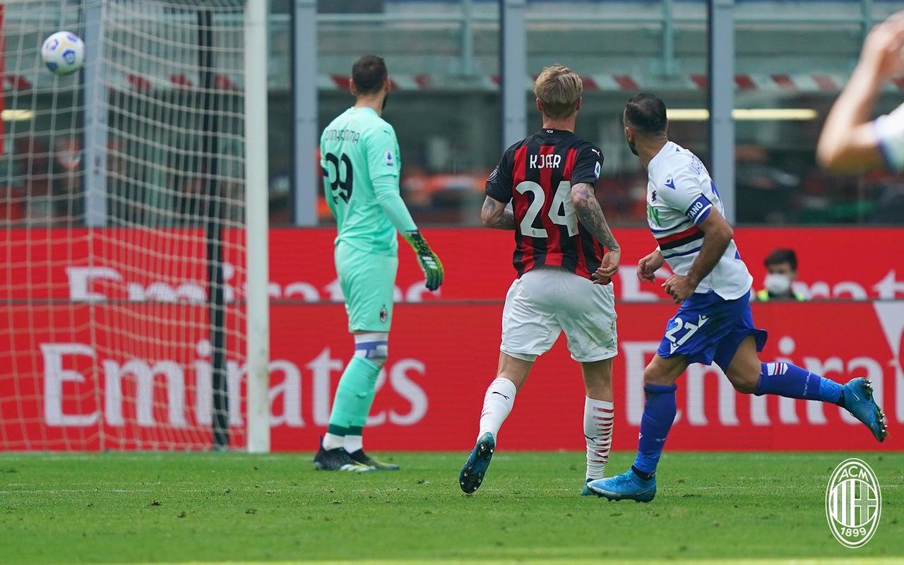 Кажется, «Милан» близок к очередному пролету мимо Лиги чемпионов – календарь ужасный, игра еще хуже