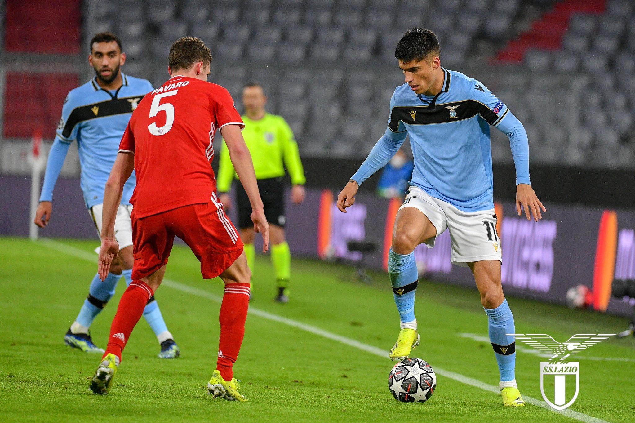 Класс и уверенность. Обзор матча «Бавария» 2:1 «Лацио»