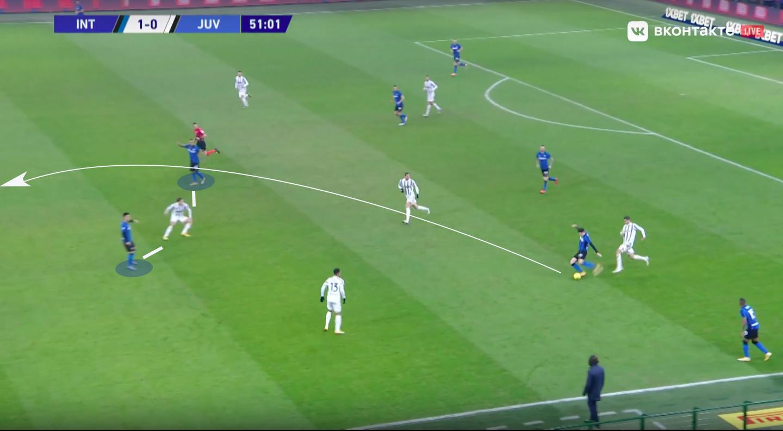 «Ювентусу» в Дерби Италии не хватало креатива, а «Интер» понимал, как нужно играть с чемпионом