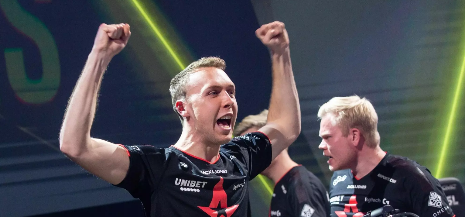 North, Astralis, Андреас «Xyp9x» Хойслет, Counter-Strike: Global Offensive, Маркус «Kjaerbye» Кьярби, Патрик «es3tag» Хансен, Лукас «gla1ve» Россандер