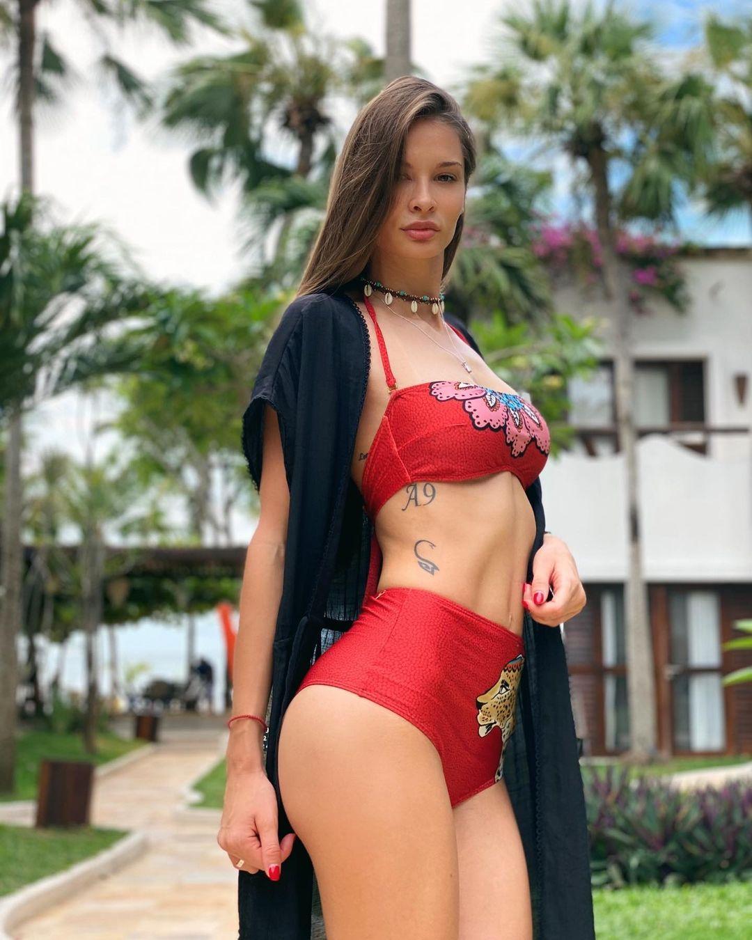 Наталья Грызлова Да Силва Феррейра – жена Ари. Благодаря этой девушке бразилец влюбился в Россию!