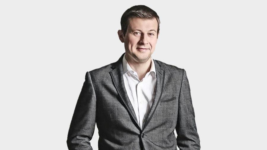 Александр Тащин - новый генеральный продюсер «Матч ТВ » . Кто он такой?